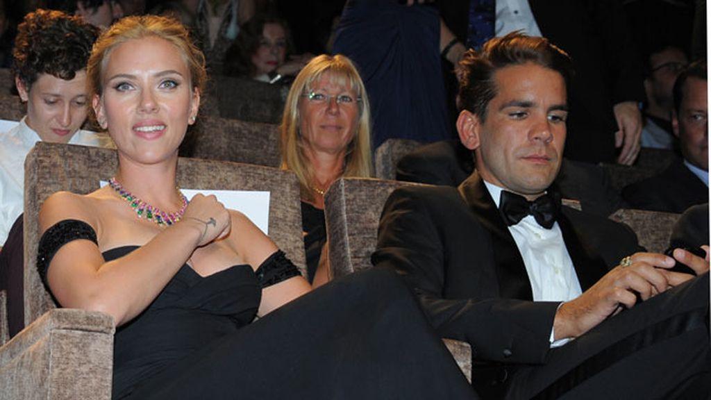 Las cosas que no sabes del futuro marido de Scarlett Johansson