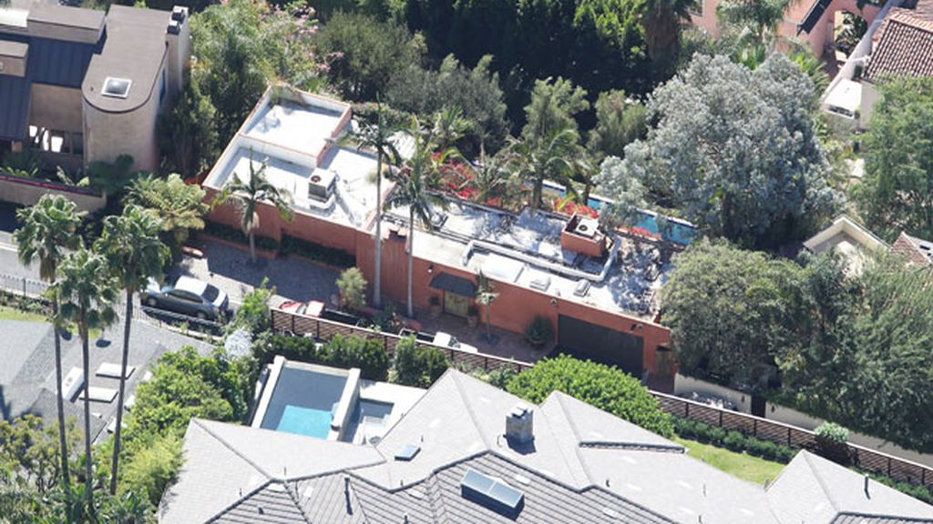 La nueva casa de Kristen Stewart