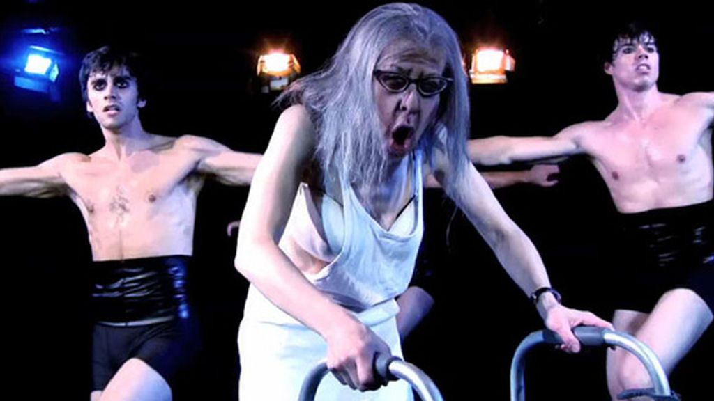 Una Lady Gaga cincuentona