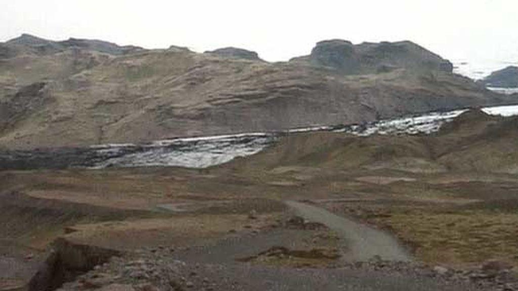 Entre volcales y glaciares