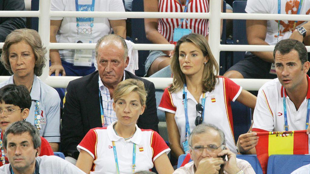 Juegos Olímpicos de Atenas en 2004