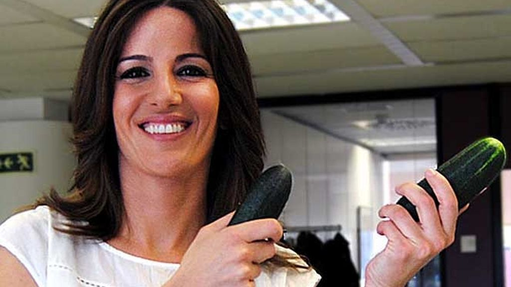 "Mónica Sanz grita: ""¡Estamos contigo, pepino!"""