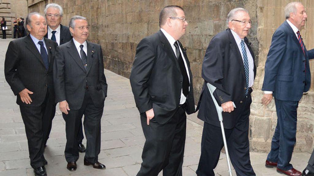 Barcelona da el último adiós a Tito Vilanova
