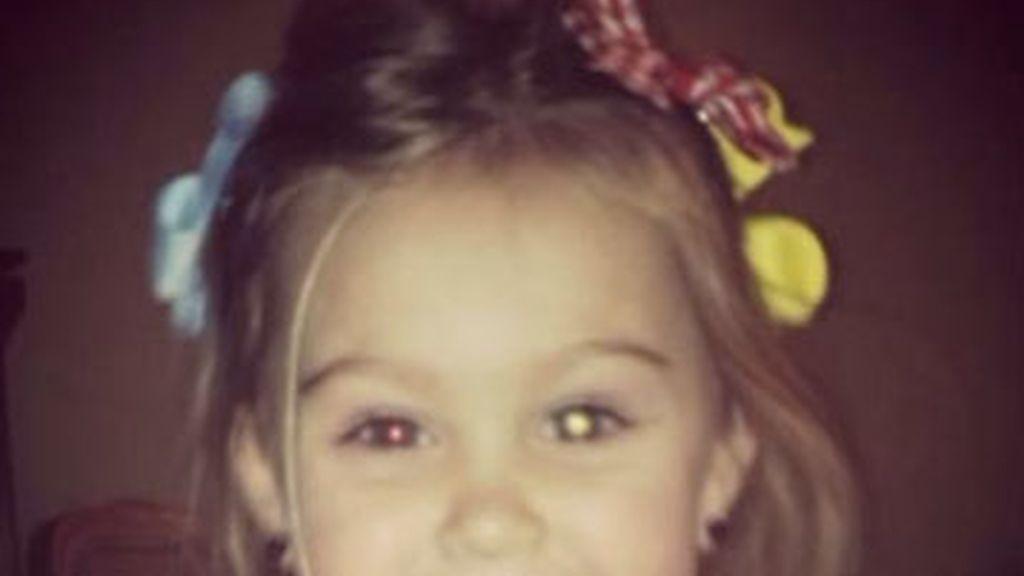 Descubre que su hija padece una enfermedad rara al publicar su foto en Facebook