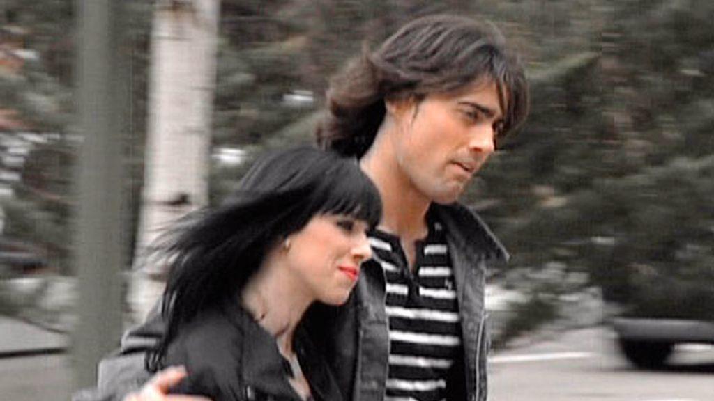 Reche y Mireia (18/04/11)