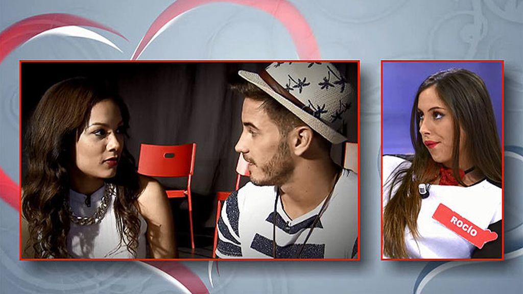 Bea y Rocío la eligen para que tenga la cita con Iván