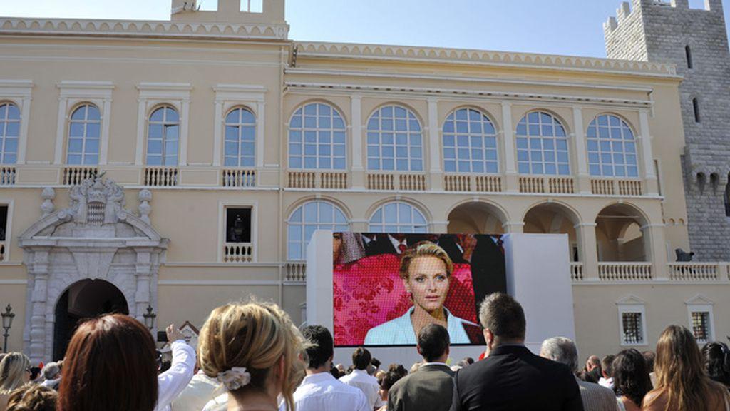 La boda de Alberto de Mónaco