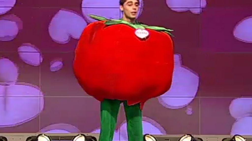 Tomatito ha llegado con fuerza