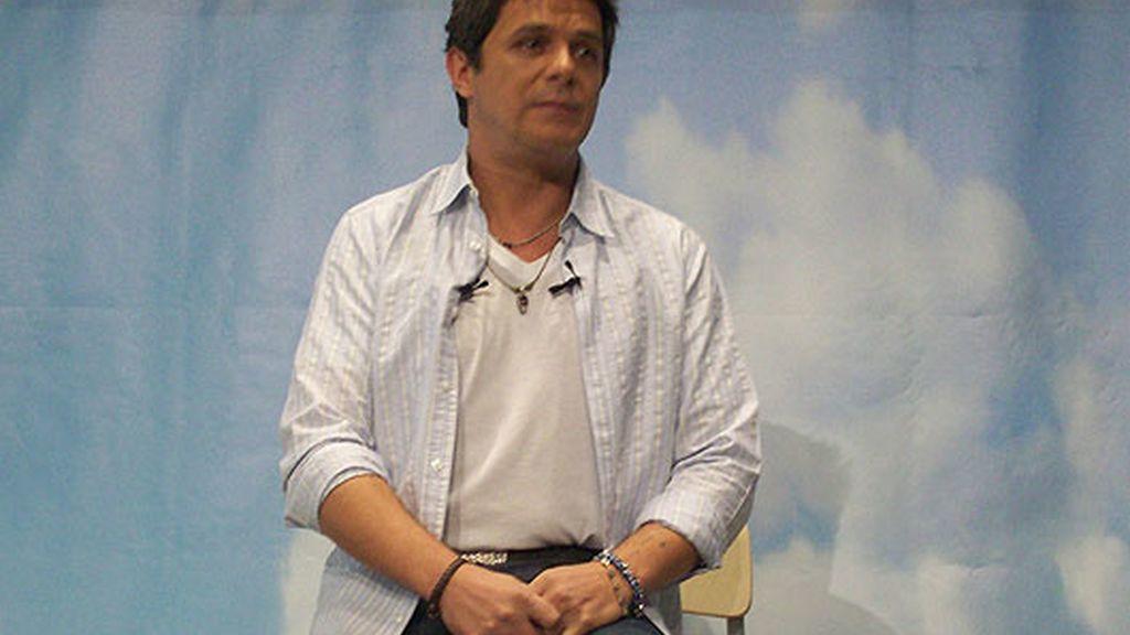 Alejandro Sanz regresa con 'Paraíso  Express'