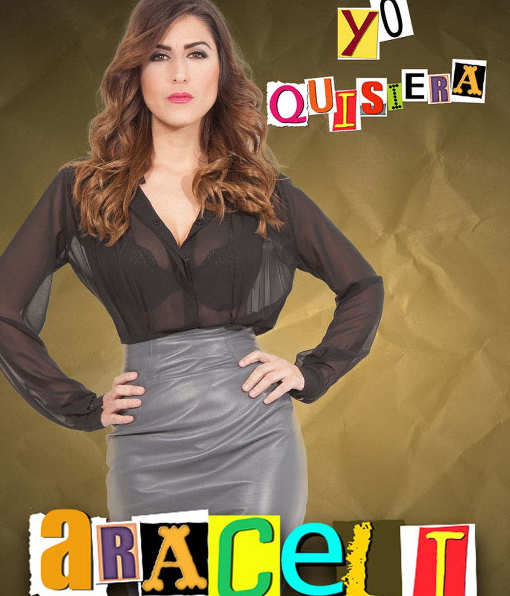 Laura Lobo es Araceli