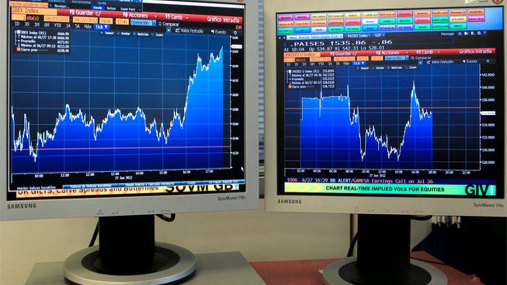 Euforia en los mercados tras el acuerdo del Eurogrupo