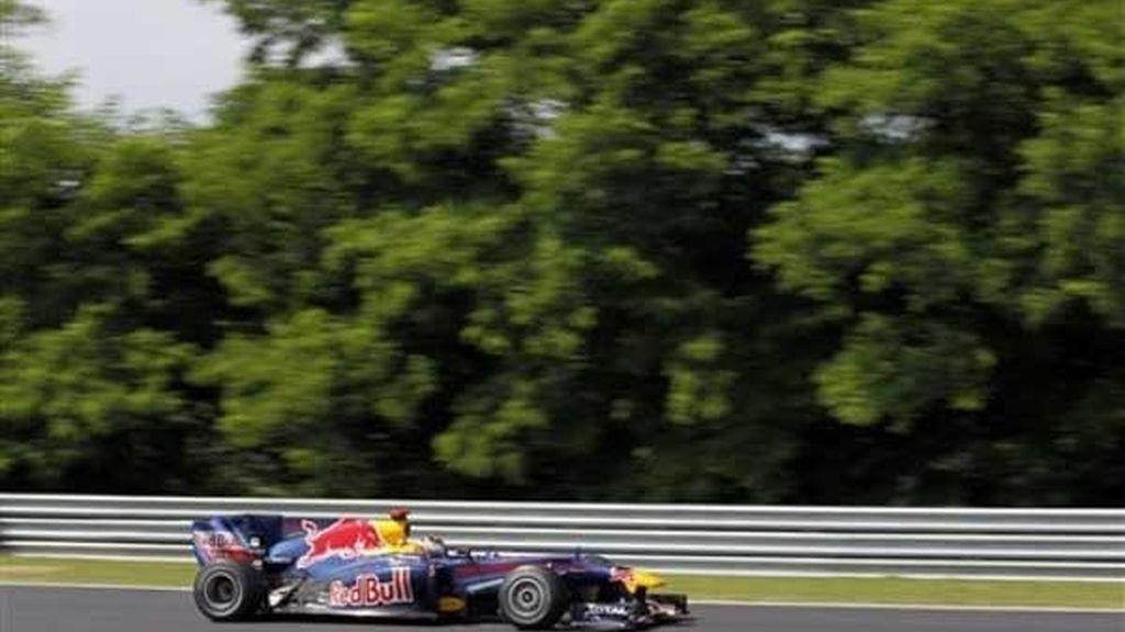 Vettel, en busca de una nueva 'pole'