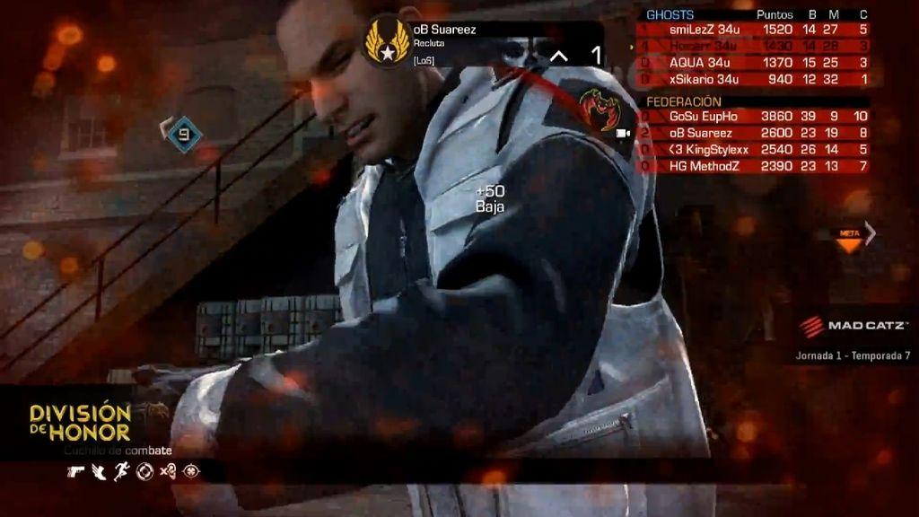 Call of Duty, LVP, Partido 2, T7