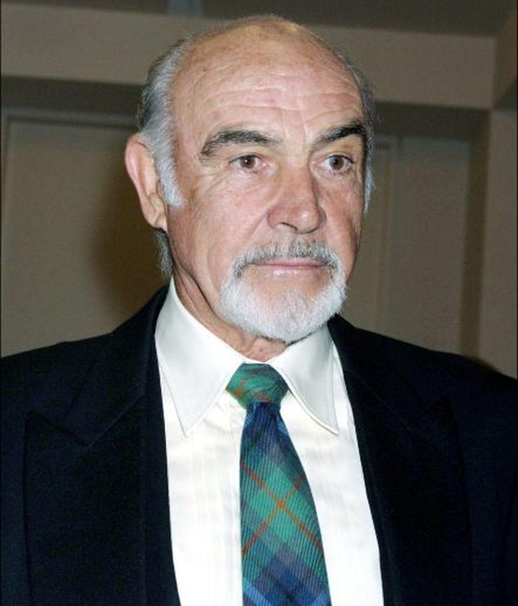 Sean Connery, golfista empedernido