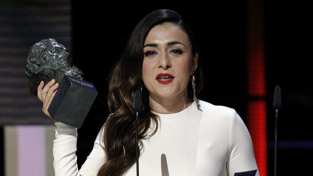 Candela Peña, Goya a la mejor interpretación femenina de reparto