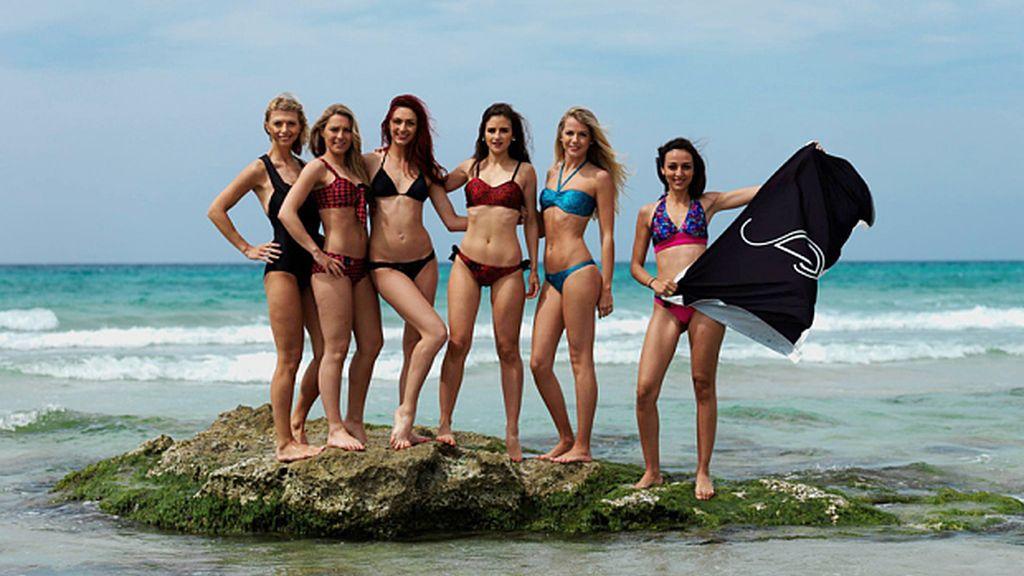Idean un bikini que te avisa de cuándo debes darte más crema solar