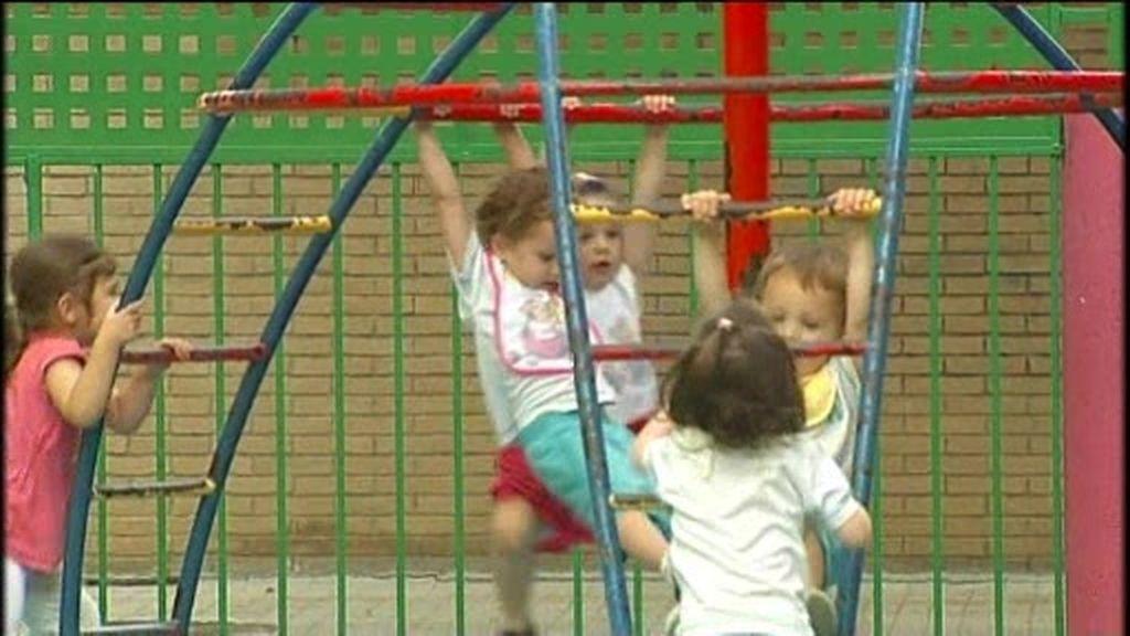 Los niños, vulnerables al Sol