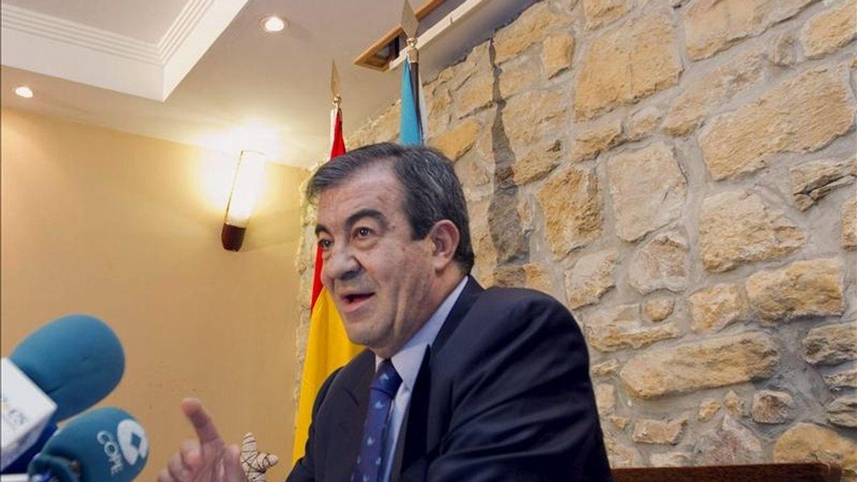 El ex secretario general del PP Francisco Álvarez-Cascos. EFE/Archivo