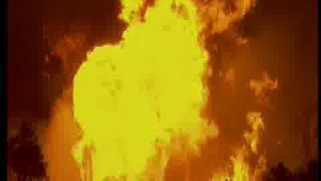 Explosión en un conducto de gas en San Francisco