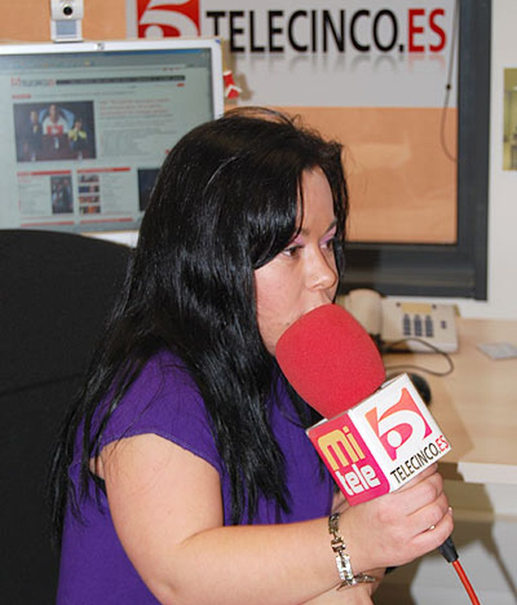 Almudena e Iván, en telecinco.es