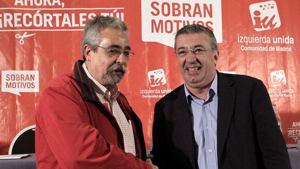 """IU aprueba la expulsión de Gregorio Gordo y Ángel Pérez por """"falta muy grave"""""""