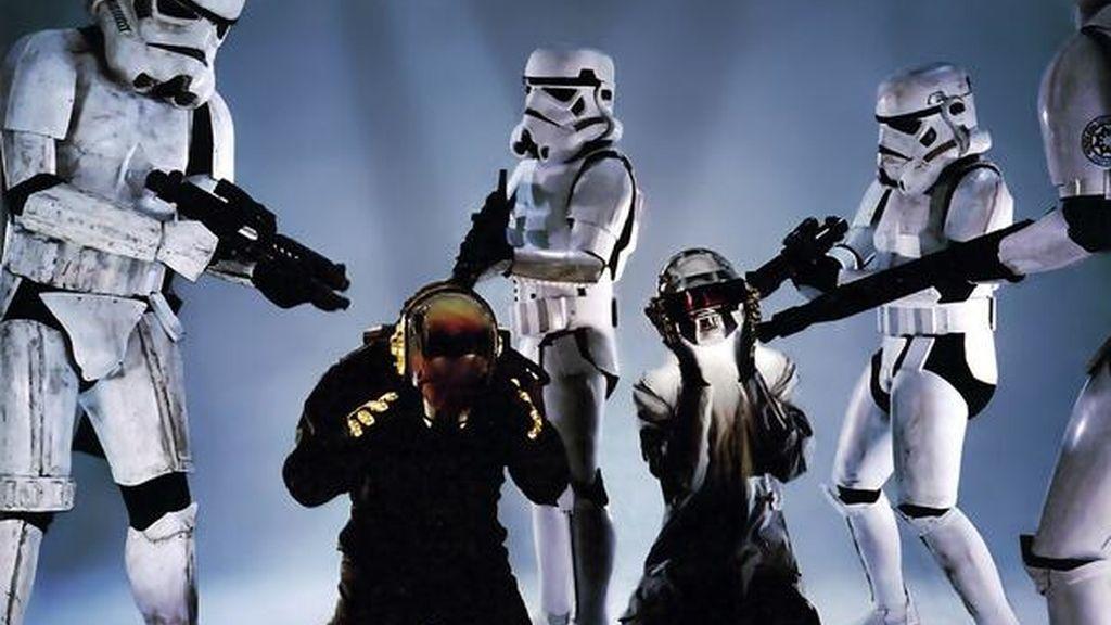 Daft Punk, amenazados en Star Wars