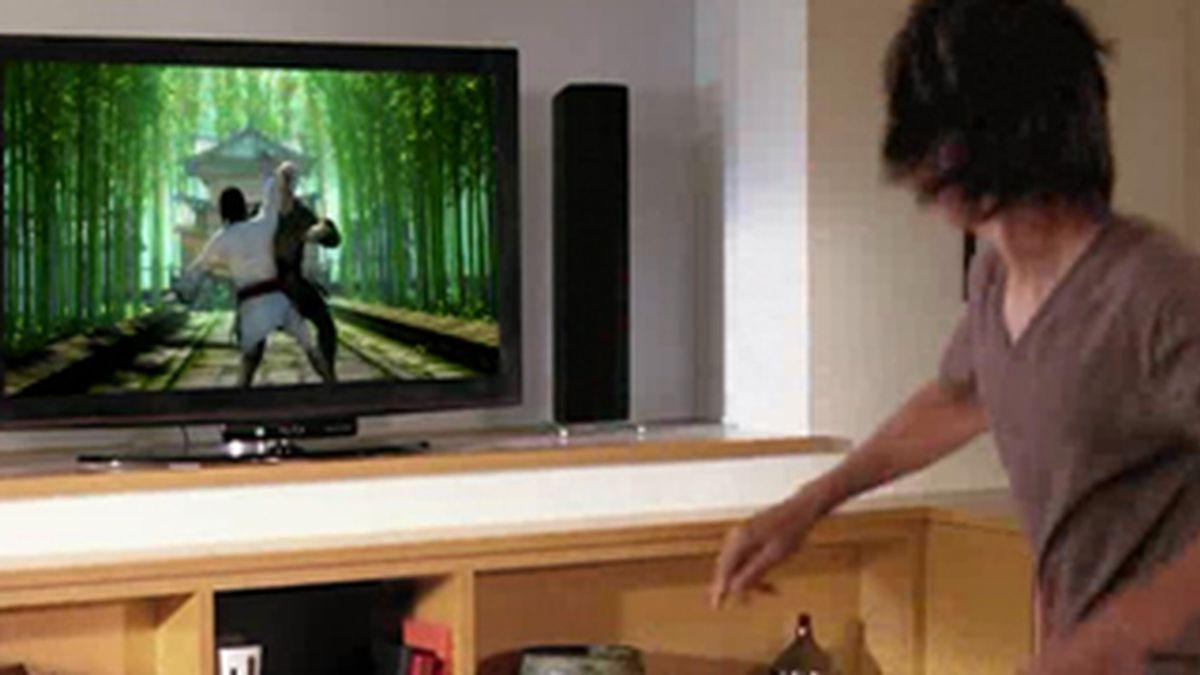 Los jugadores podrán interactuar con otros usuarios y participar en los videojuegos sin necesidad de mandos.