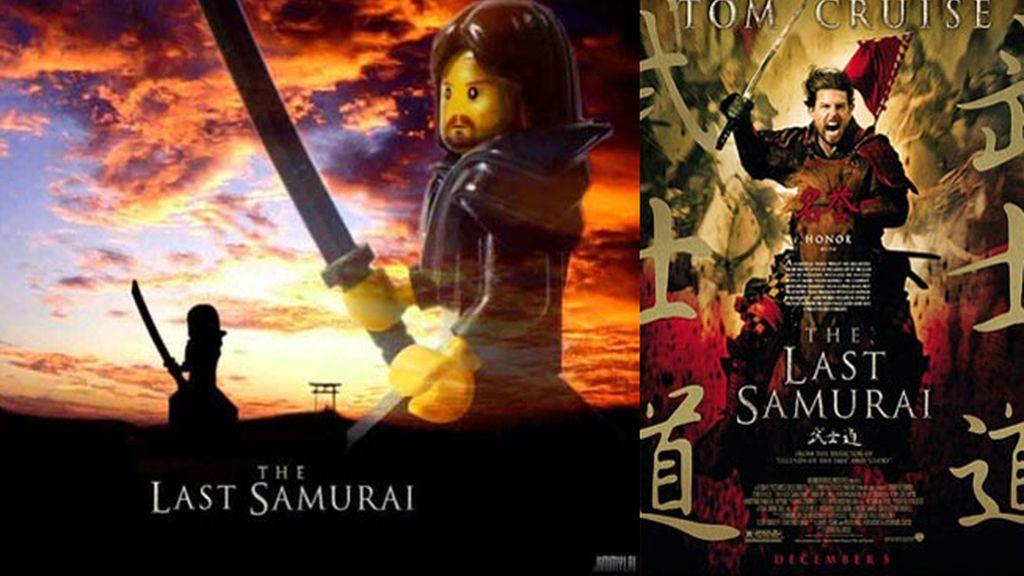 Versión Lego de 'El Último Samurai'