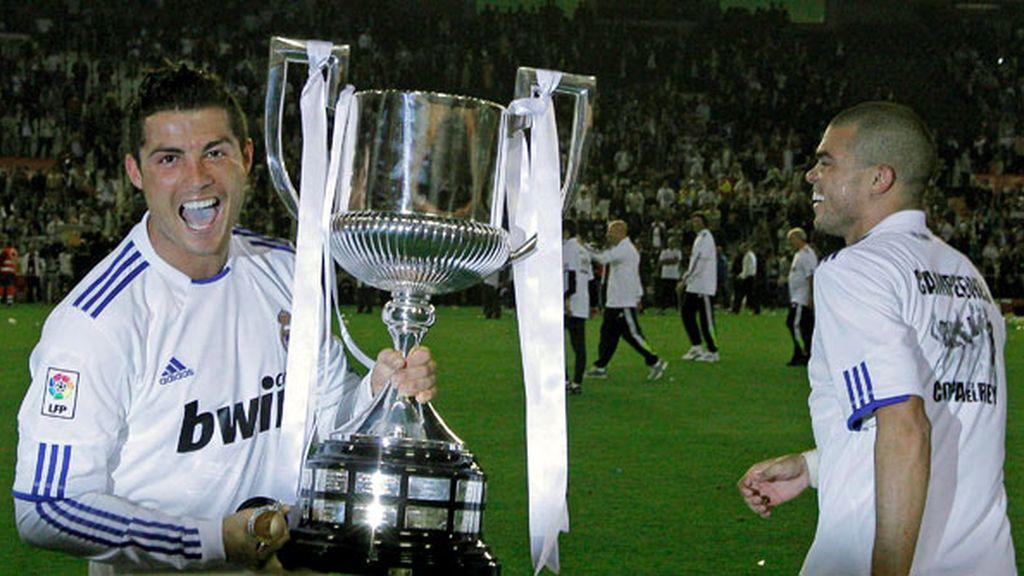 La Copa, con CR7