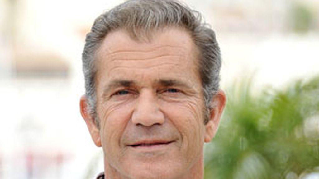 Mel Gibson en el Festival de Cine de Cannes este pasado mayo. Foto: GTRES