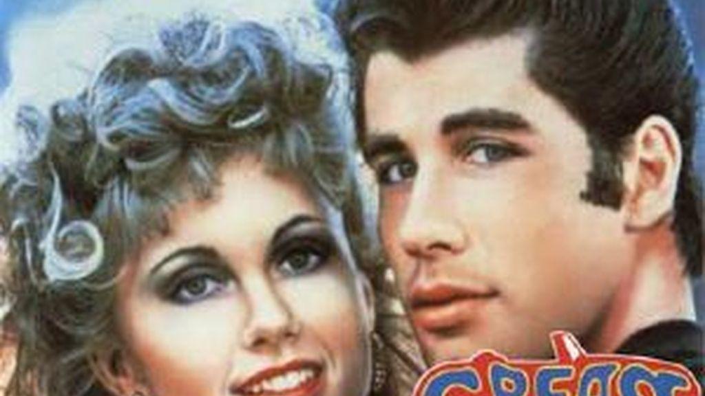 Olivia Newton-John y John Travolta se convirtieron en la pareja de moda gracias a Grease.
