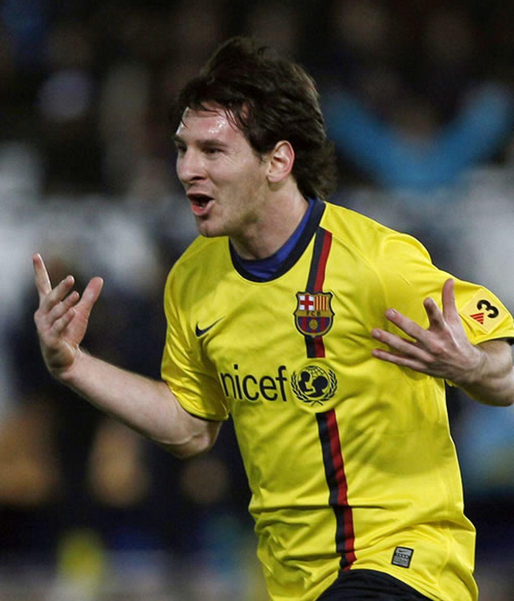 Leo Messi ha sido convocado por Argentina