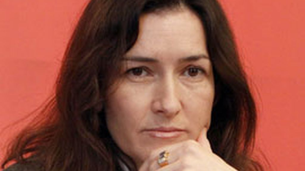 La ministra de Cultura, Ángeles González-Sinde. Foto: Gtres.