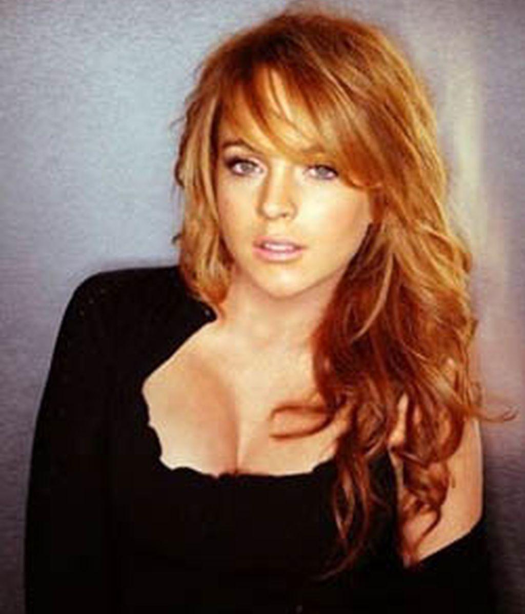 Lindsay Lohan está interesada en Leonardo DiCaprio