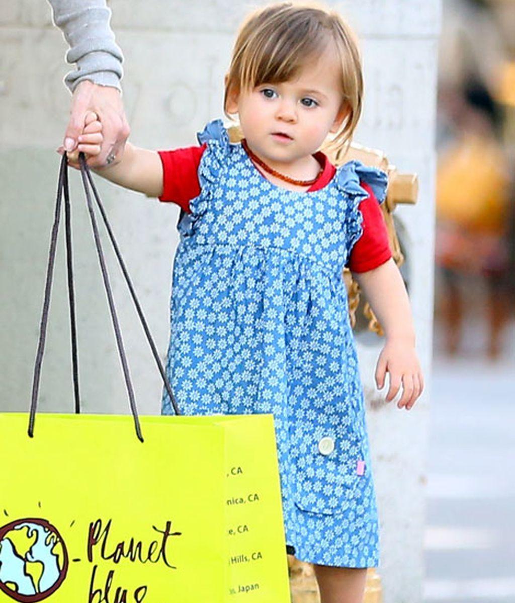Paseo, tiendas y últimos detalles antes de los pequeños