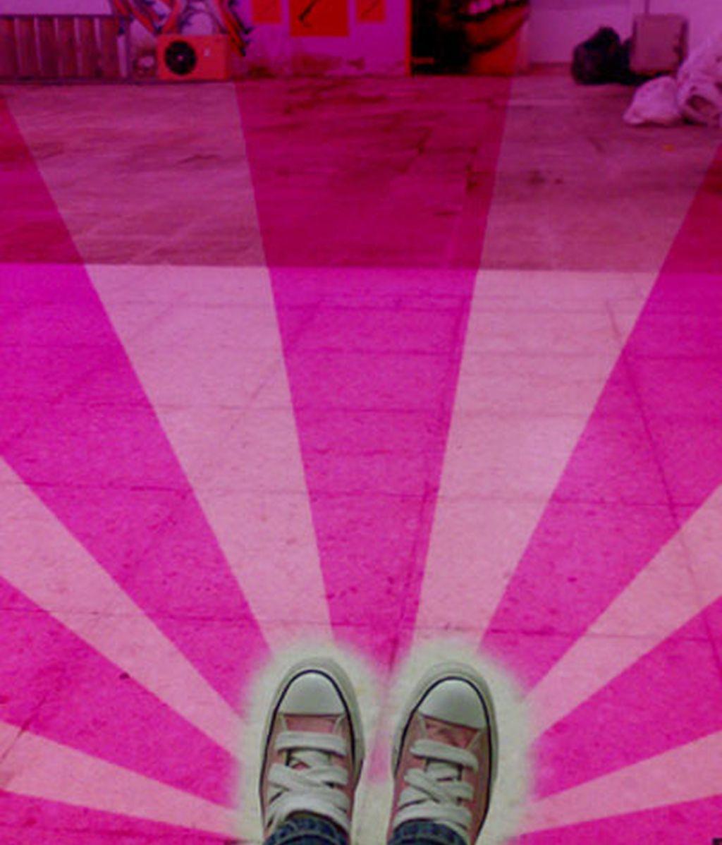 Rayos 'pink'