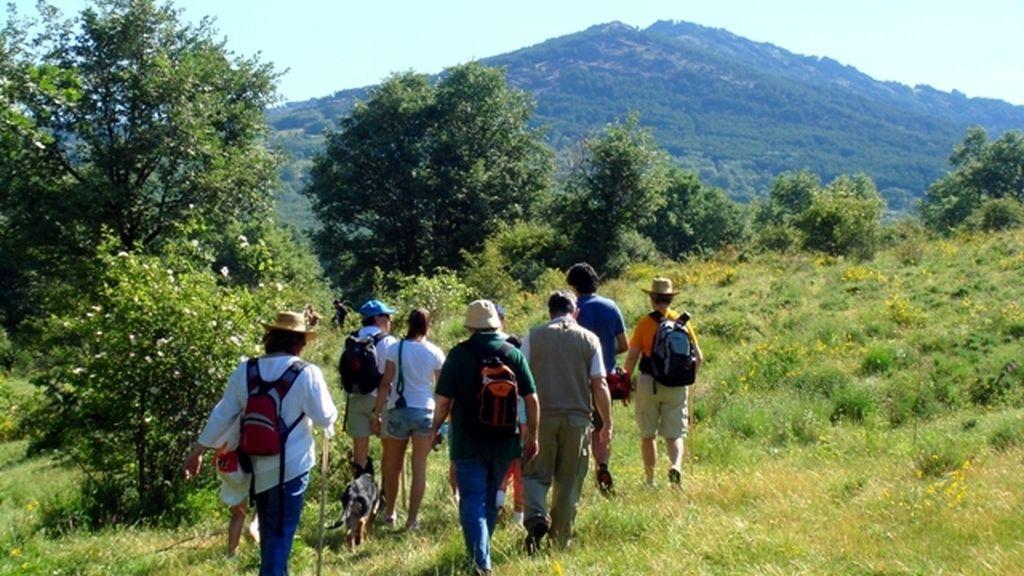 Caminta por la Sierra del Rincón