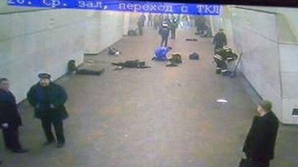 atentados en Moscú