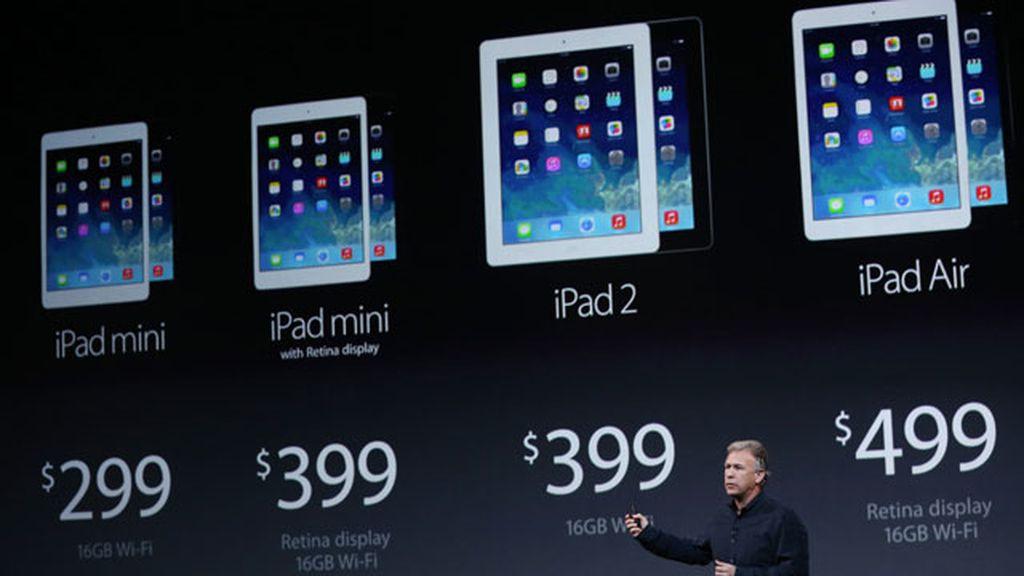 Apple anuncia el iPad Air, un iPad muchísimo más fino, ligero y potente