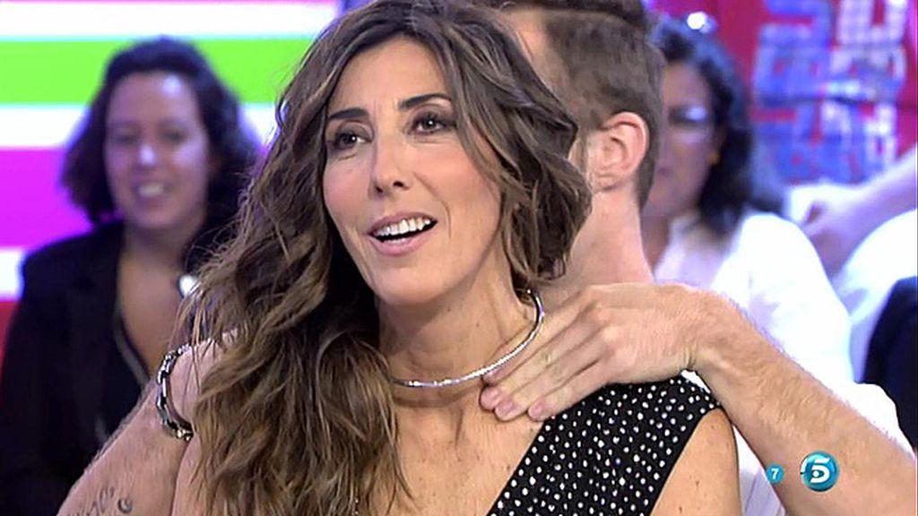 La presentadora celebra su 45 cumpleaños