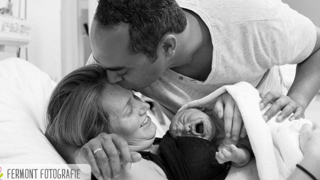 Las emotivas imágenes de la fotógrafa Marry Fermont