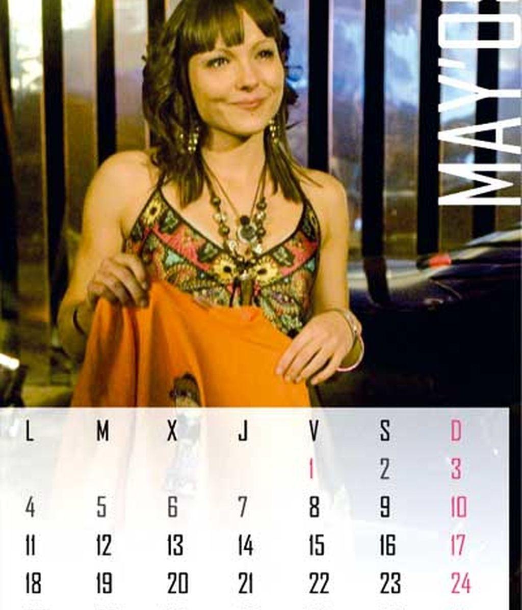 Calendario 'Gran Hermano' 2009