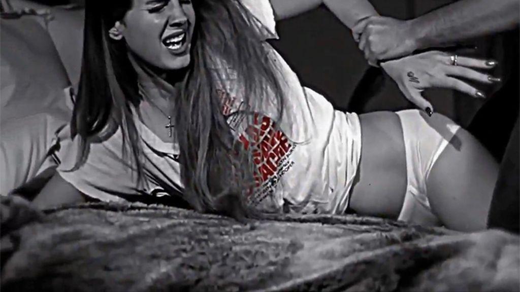 Lana del Rey violada en un videoclip de Marilyn Manson