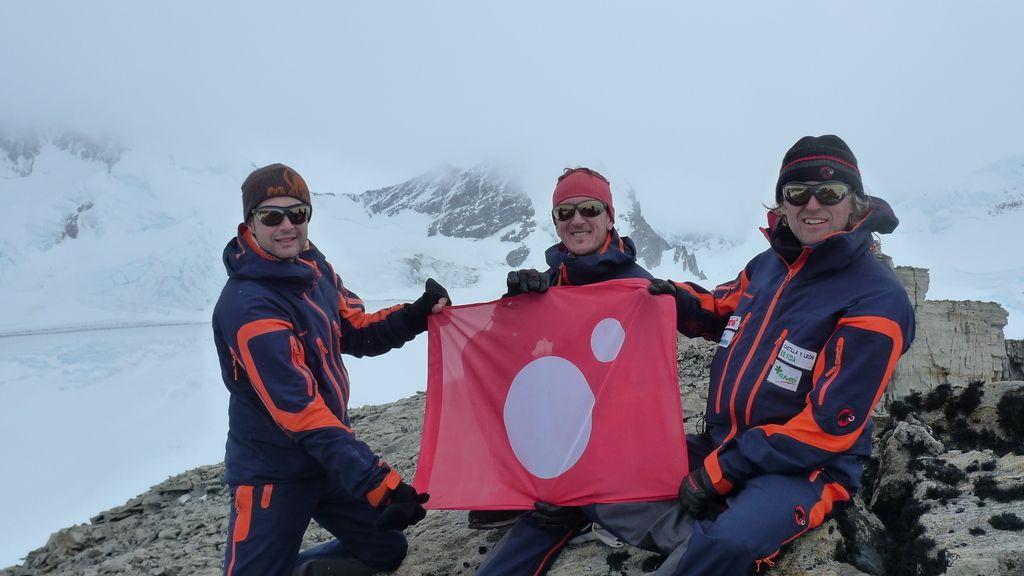 Patagonia, 2009: ¡Desafío conseguido en Monte Caledonia!