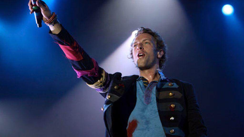 Coldplay ha presentado su nuevo disco en Barcelona ante 1.000 personas. Vídeo: Atlas