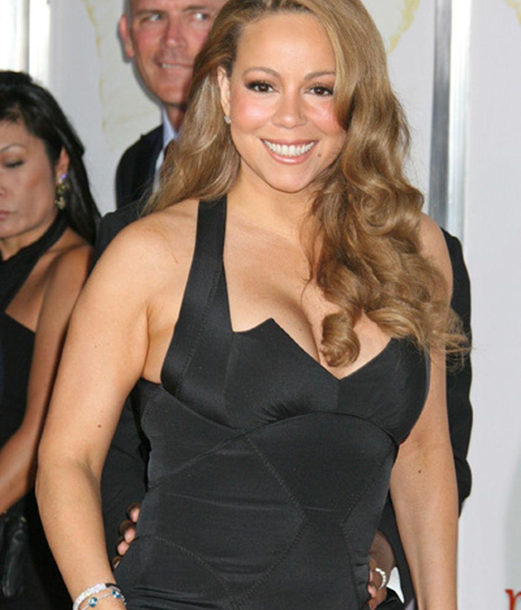 7. Mariah Carey