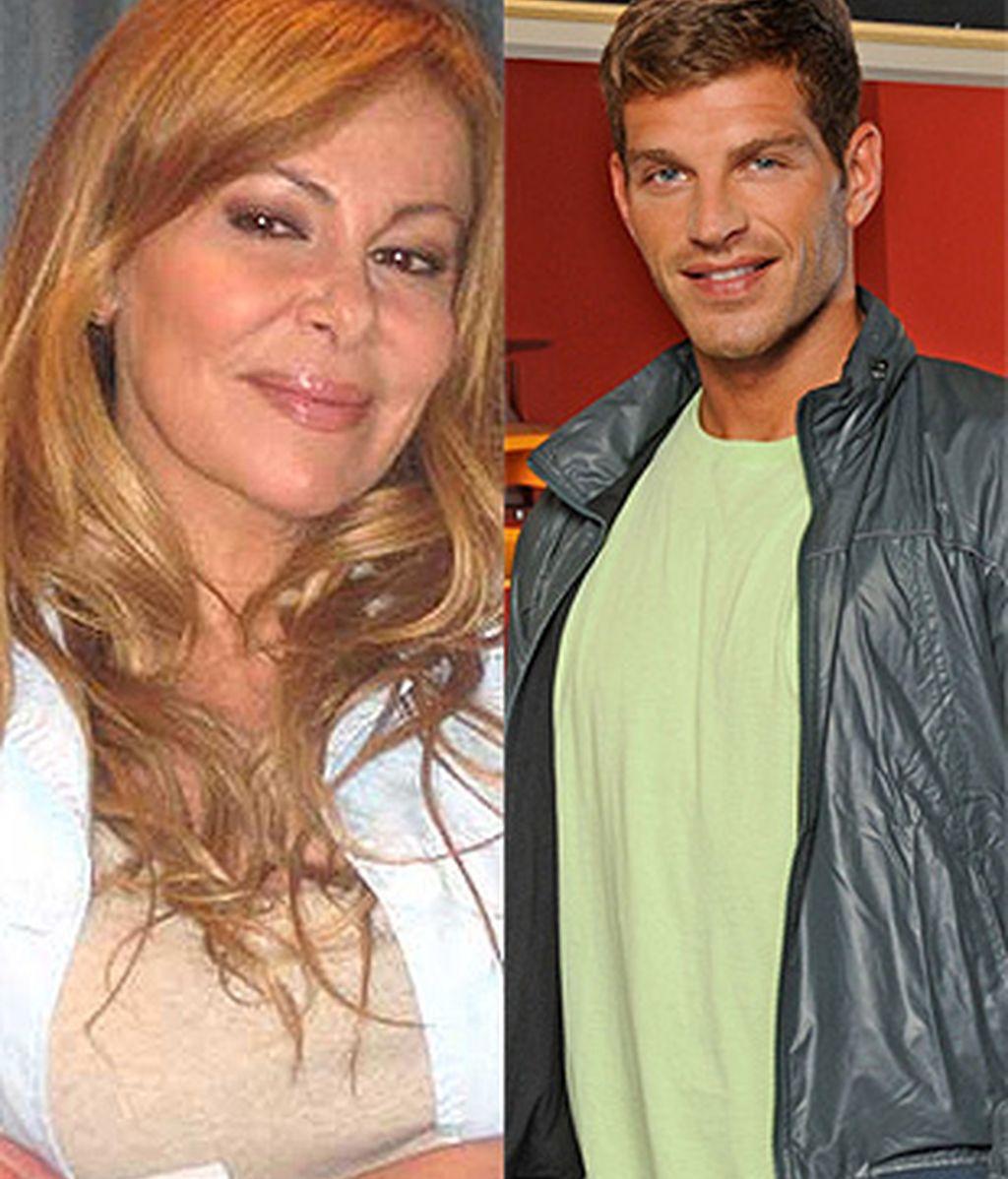 Ana y Darek, juntos en Telecinco