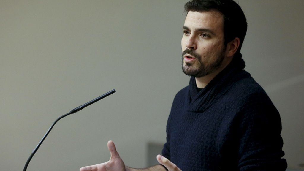Alberto Garzó, diputado de IU