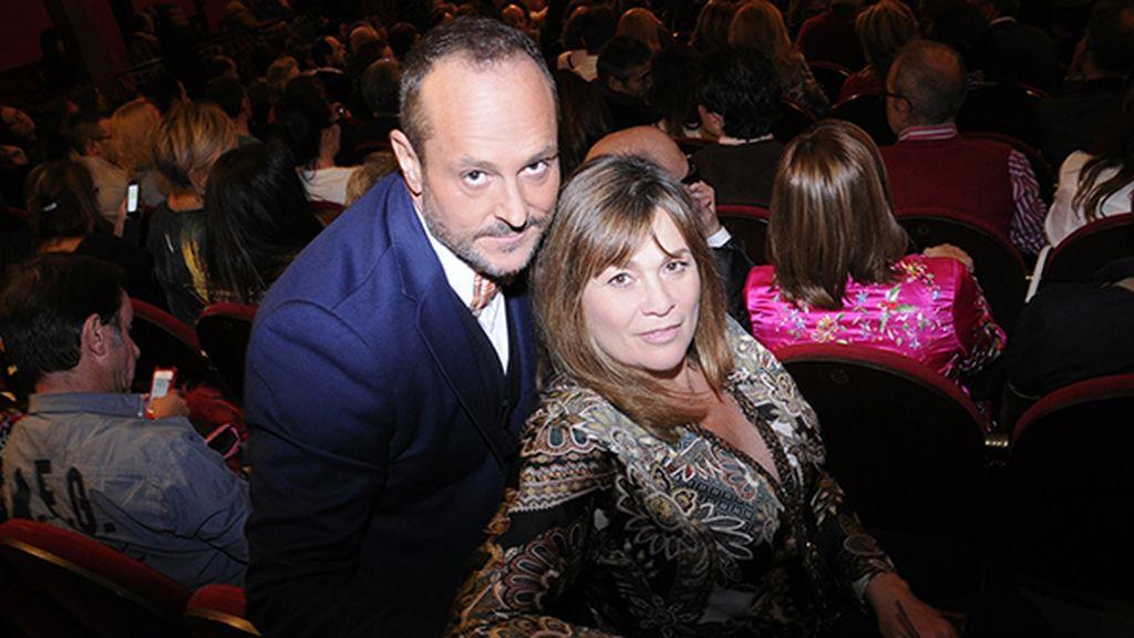Nacho Montes y Marta Valverde