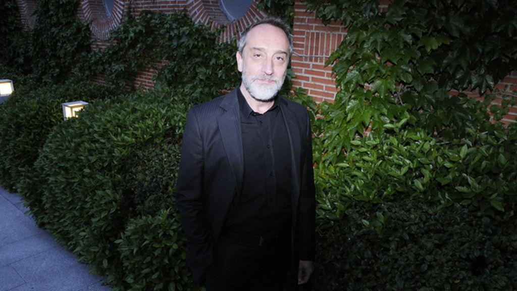 El actor Gónzalo de Castro, uno de los encargados de presentar los premios Condé Nast Traveler